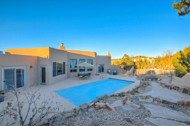 2 Calle Del Norte, Placitas, NM 87043 (MLS #910695) :: Will Beecher at Keller Williams Realty