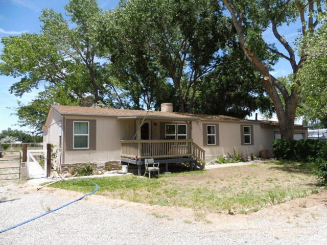 10 Rose Lane, Los Lunas, NM 87031 (MLS #911704) :: Campbell & Campbell Real Estate Services