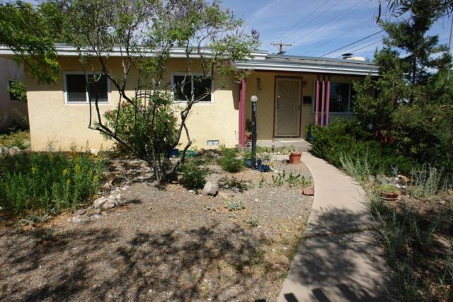 1839 Aliso Drive NE, Albuquerque, NM 87110 (MLS #918953) :: Will Beecher at Keller Williams Realty