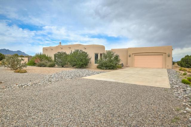 35 Mustang Road, Placitas, NM 87043 (MLS #922822) :: Your Casa Team