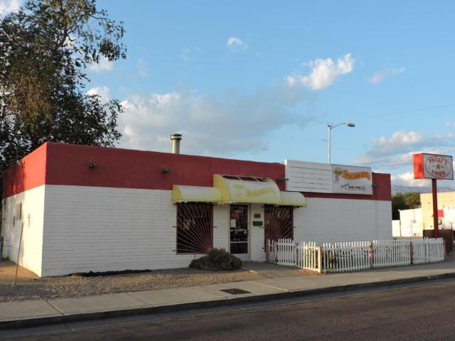 215 Phoenix Street NW, Albuquerque, NM 87107 (MLS #923457) :: Campbell & Campbell Real Estate Services
