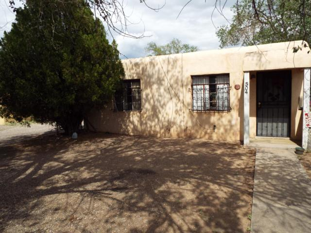 504 Chama Street SE, Albuquerque, NM 87108 (MLS #923884) :: Campbell & Campbell Real Estate Services