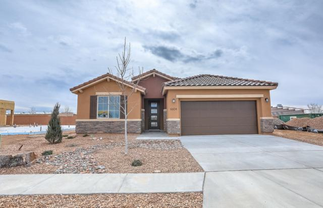 6604 Yawkey Way NE, Albuquerque, NM 87113 (MLS #924238) :: Campbell & Campbell Real Estate Services