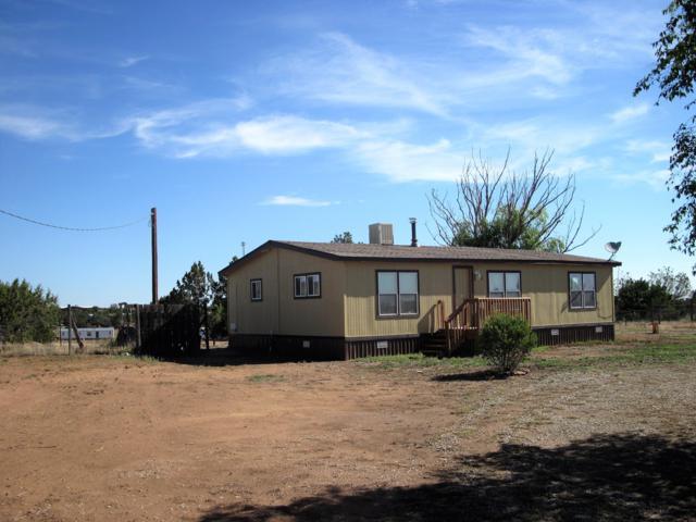 92 Little Cloud Road, Moriarty, NM 87035 (MLS #924663) :: The Stratmoen & Mesch Team