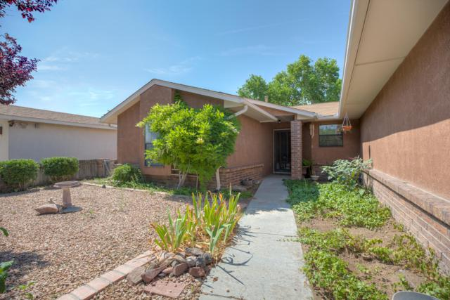5320 Timberline Avenue NW, Albuquerque, NM 87120 (MLS #925498) :: Campbell & Campbell Real Estate Services