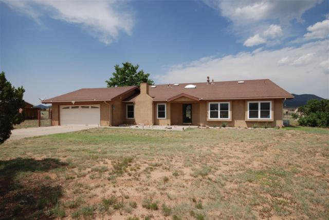 6 San Pedro Drive, Edgewood, NM 87015 (MLS #925775) :: Campbell & Campbell Real Estate Services