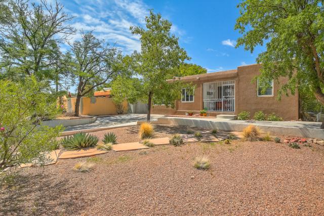 1719 Ridgecrest Drive SE, Albuquerque, NM 87108 (MLS #925923) :: Your Casa Team