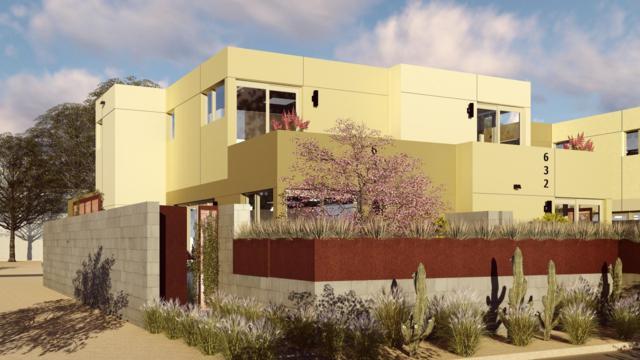 631 14th Street SW, Albuquerque, NM 87102 (MLS #927052) :: Silesha & Company