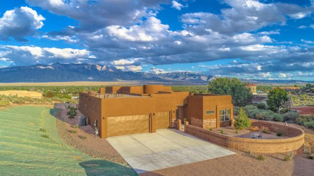 713 Camino Arco Iris, Corrales, NM 87048 (MLS #930104) :: Campbell & Campbell Real Estate Services