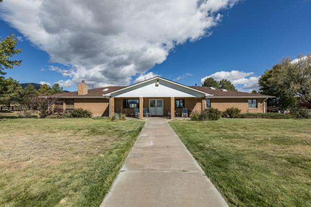 61 Moonbeam Ranch Road # A, Edgewood, NM 87015 (MLS #930151) :: The Bigelow Team / Realty One of New Mexico