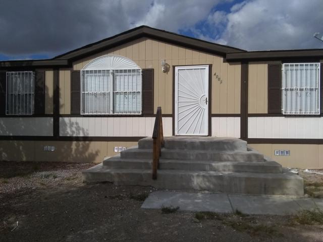 4001 Zorro Drive SE, Albuquerque, NM 87105 (MLS #930573) :: The Stratmoen & Mesch Team