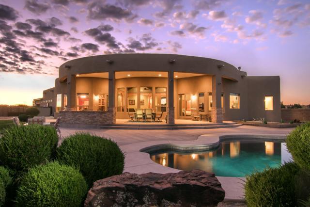 10 El Dorado Court, Corrales, NM 87048 (MLS #930922) :: Campbell & Campbell Real Estate Services
