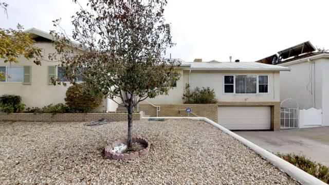 1612 Princeton Drive SE, Albuquerque, NM 87106 (MLS #931200) :: Campbell & Campbell Real Estate Services