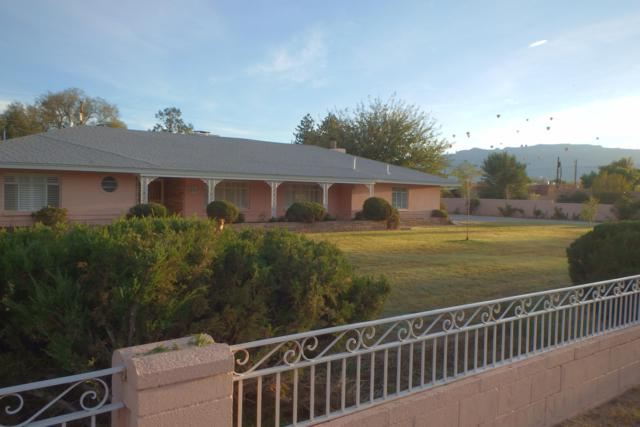 505 Tyler Road NW, Los Ranchos, NM 87107 (MLS #932297) :: The Bigelow Team / Realty One of New Mexico