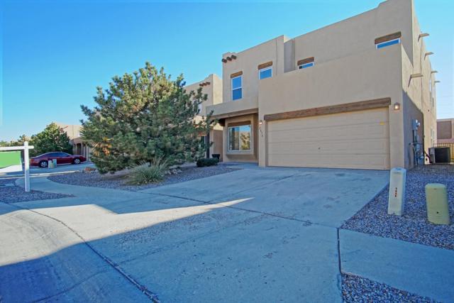 2636 Sarita Avenue NW, Albuquerque, NM 87104 (MLS #932334) :: The Stratmoen & Mesch Team