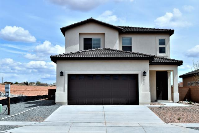 4034 Mountain Trail Loop NE, Rio Rancho, NM 87144 (MLS #932491) :: Campbell & Campbell Real Estate Services