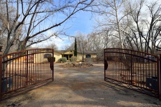 8412 Rio Grande Boulevard NW, Los Ranchos, NM 87114 (MLS #937286) :: Campbell & Campbell Real Estate Services
