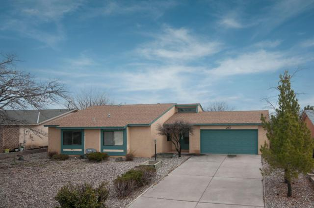 210 Littler Drive SE, Rio Rancho, NM 87124 (MLS #938201) :: Campbell & Campbell Real Estate Services