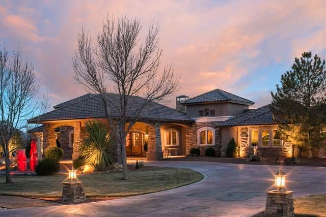 680 Camino Vista Rio, Bernalillo, NM 87004 (MLS #938514) :: Campbell & Campbell Real Estate Services