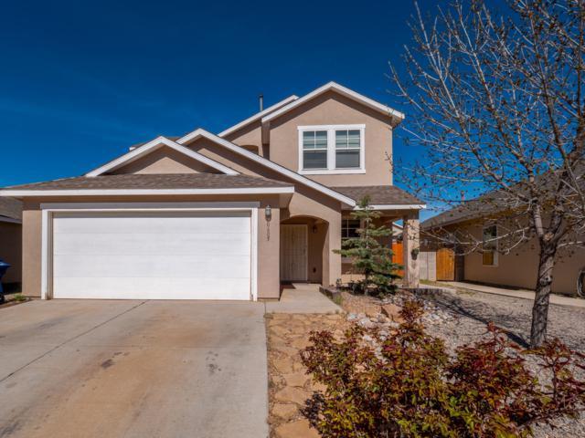 10605 Pamplona Street NW, Albuquerque, NM 87114 (MLS #940719) :: Silesha & Company