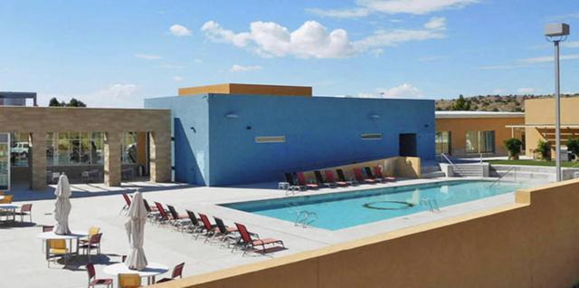 2841 La Luz Circle NE, Rio Rancho, NM 87144 (MLS #941321) :: Silesha & Company
