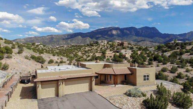 33 Calle Del Sol, Placitas, NM 87043 (MLS #941869) :: Campbell & Campbell Real Estate Services