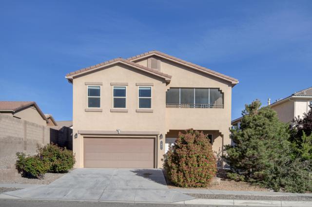 1431 Windridge Drive NW, Albuquerque, NM 87120 (MLS #942203) :: Silesha & Company