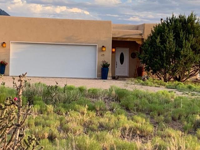 145 Camino De Las Huertas, Placitas, NM 87043 (MLS #942818) :: Campbell & Campbell Real Estate Services
