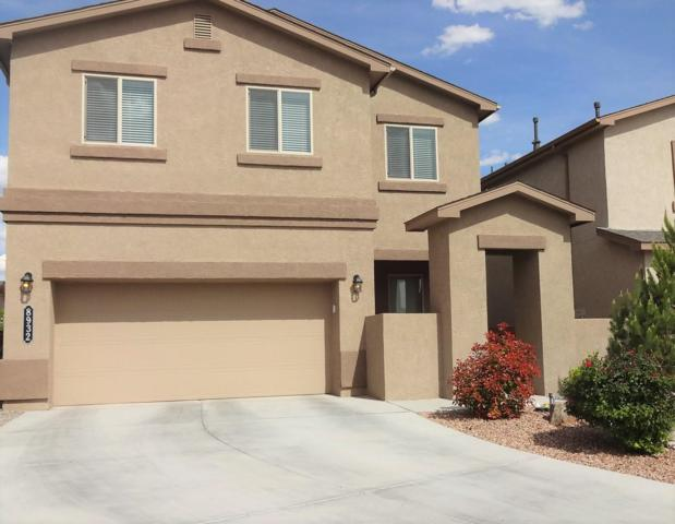8932 Misty Sage Court NW, Albuquerque, NM 87114 (MLS #943829) :: The Bigelow Team / Realty One of New Mexico