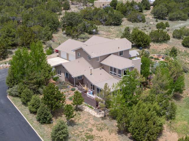 31 Western Saddle Drive, Tijeras, NM 87059 (MLS #944081) :: Campbell & Campbell Real Estate Services