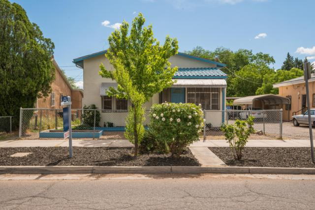 416 14Th Street NW, Albuquerque, NM 87104 (MLS #944337) :: Campbell & Campbell Real Estate Services