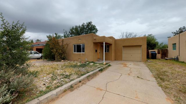 1052 Quincy Street SE, Albuquerque, NM 87108 (MLS #944899) :: Silesha & Company