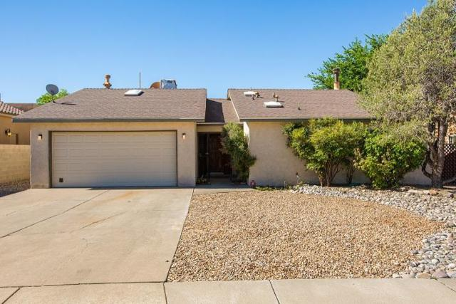 5004 College Heights Drive NW, Albuquerque, NM 87120 (MLS #945261) :: The Bigelow Team / Realty One of New Mexico