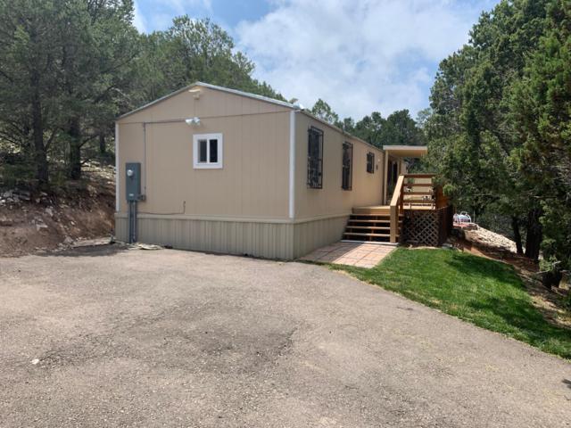 84 Sedillo Road, Tijeras, NM 87059 (MLS #946225) :: Campbell & Campbell Real Estate Services