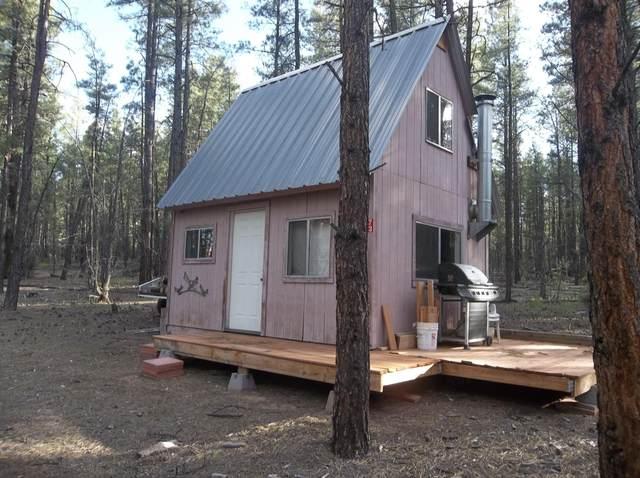 Tract B Box S Ranch Road, Ramah, NM 87321 (MLS #946575) :: The Bigelow Team / Red Fox Realty