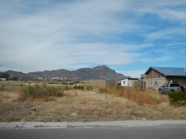 Spring St./Nicholas Nw Crnr, Socorro, NM 87801 (MLS #951418) :: Berkshire Hathaway HomeServices Santa Fe Real Estate