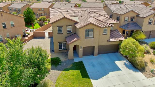 101 Monte Vista Drive NE, Rio Rancho, NM 87124 (MLS #953765) :: The Bigelow Team / Red Fox Realty