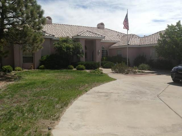 1602 Travis Road NW, Albuquerque, NM 87114 (MLS #954136) :: Campbell & Campbell Real Estate Services