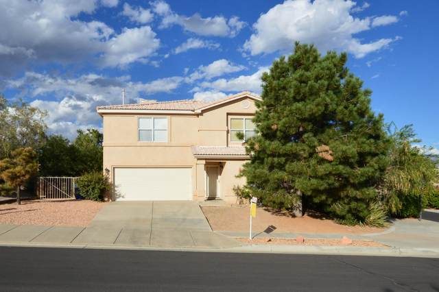 8200 Rancho Paraiso NW, Albuquerque, NM 87120 (MLS #954462) :: Berkshire Hathaway HomeServices Santa Fe Real Estate