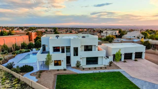 9650 Anaheim Avenue NE, Albuquerque, NM 87122 (MLS #954701) :: Campbell & Campbell Real Estate Services