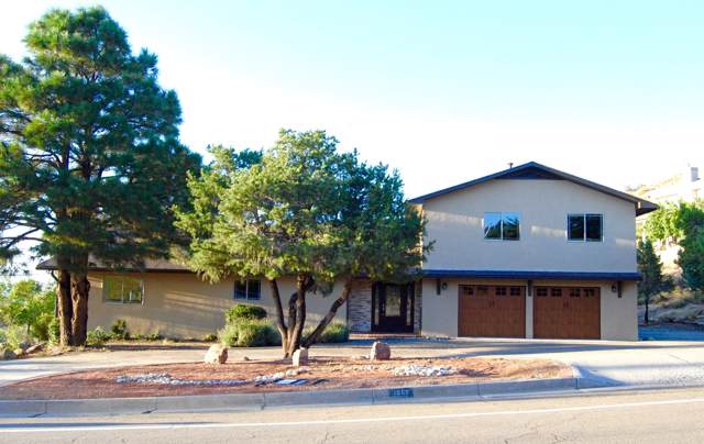 1200 Stagecoach Road SE, Albuquerque, NM 87123 (MLS #955296) :: The Bigelow Team / Red Fox Realty