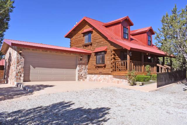 48 Duke Road, Edgewood, NM 87015 (MLS #955985) :: Campbell & Campbell Real Estate Services