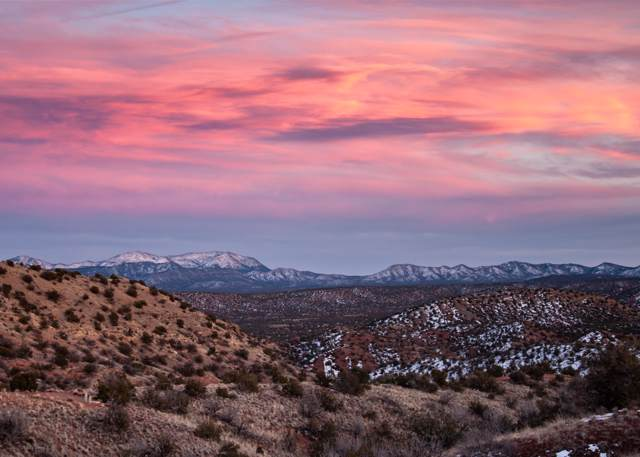 144 Diamond Tail Road, Placitas, NM 87043 (MLS #956258) :: Campbell & Campbell Real Estate Services