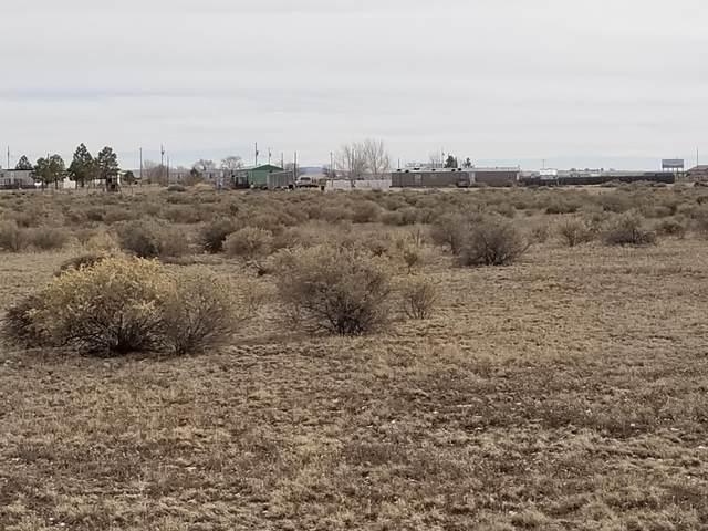 37 Shiloh Road, Moriarty, NM 87035 (MLS #959733) :: Berkshire Hathaway HomeServices Santa Fe Real Estate