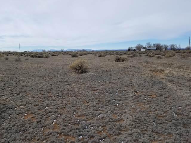 25 Shiloh Road, Moriarty, NM 87035 (MLS #959747) :: Berkshire Hathaway HomeServices Santa Fe Real Estate