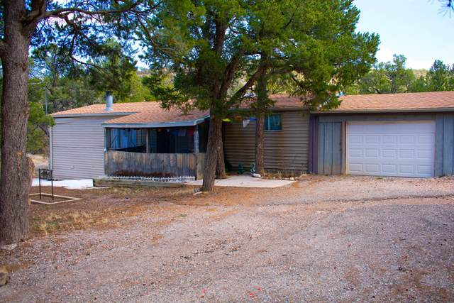 26 Bass Road, Thoreau, NM 87323 (MLS #961041) :: The Buchman Group