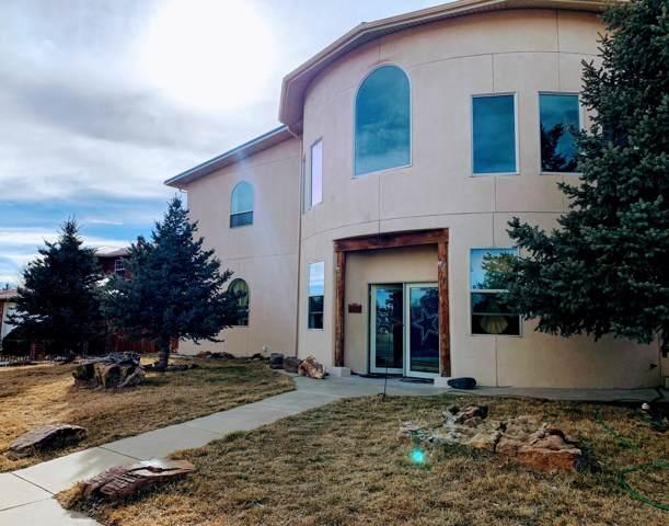 2109 Longview Drive, Las Vegas, NM 87701 (MLS #961598) :: The Buchman Group