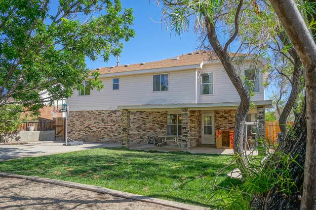 1415 Somerset Drive NW, Albuquerque, NM 87120 (MLS #962197) :: Campbell & Campbell Real Estate Services