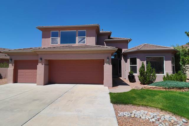 6005 Silver Leaf Trail NE, Albuquerque, NM 87111 (MLS #962474) :: Campbell & Campbell Real Estate Services