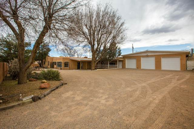 388 Tyler Road NW, Los Ranchos, NM 87107 (MLS #963197) :: Campbell & Campbell Real Estate Services